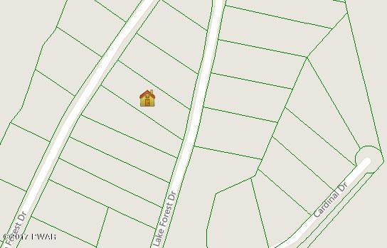 Lot 720 Lake Forest Dr, Dingmans Ferry, PA 18328