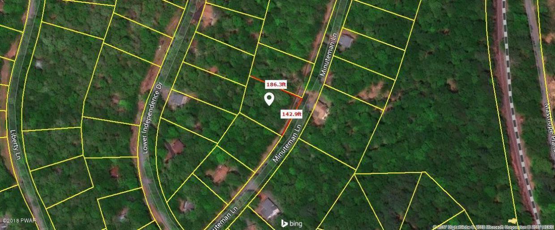 Lot 822 Minuteman Ln, Lackawaxen, PA 18435