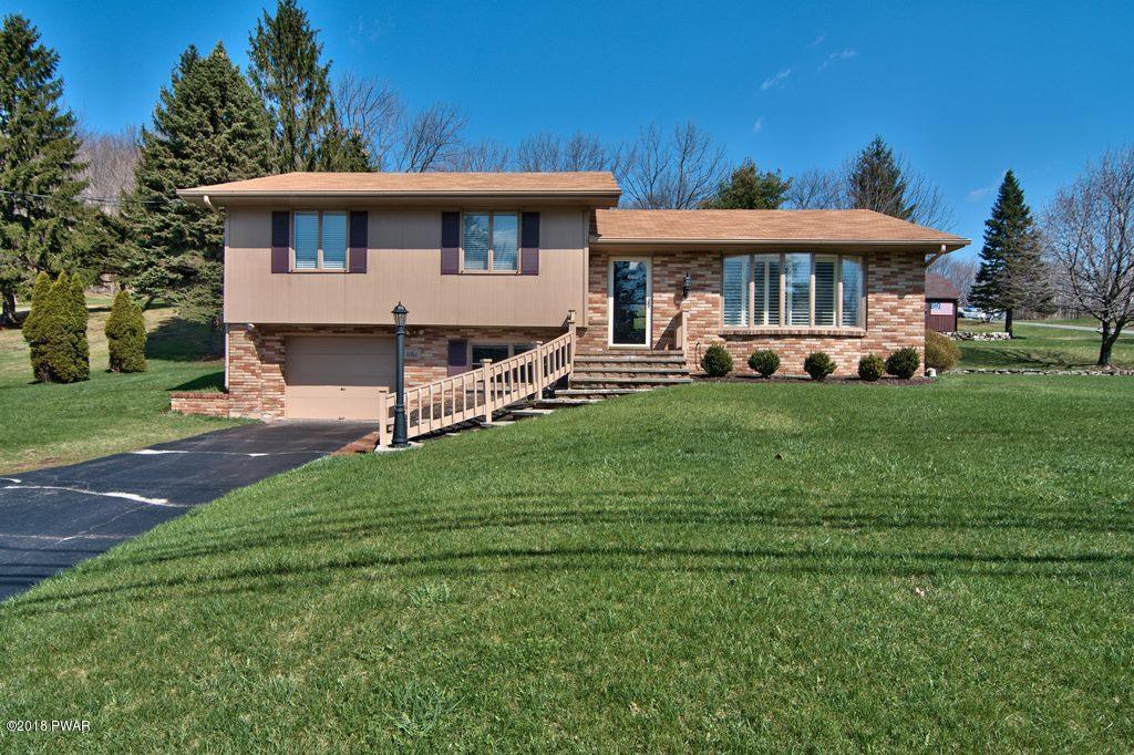 1161 Mount Cobb Road, Jefferson Township, PA 18436