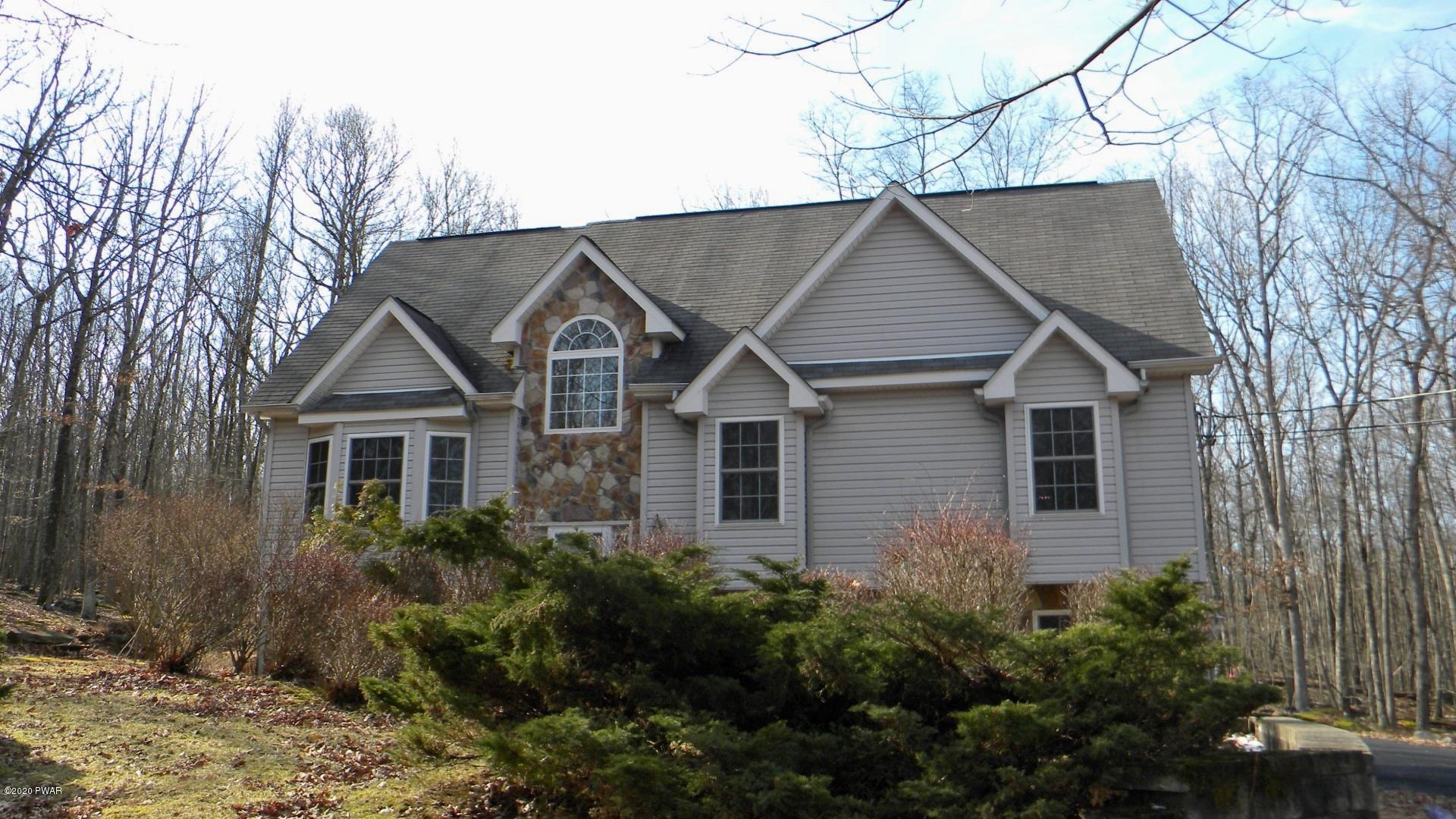 MLS #19-1215 - 1075 Wintergreen Ct Hawley, PA 18428
