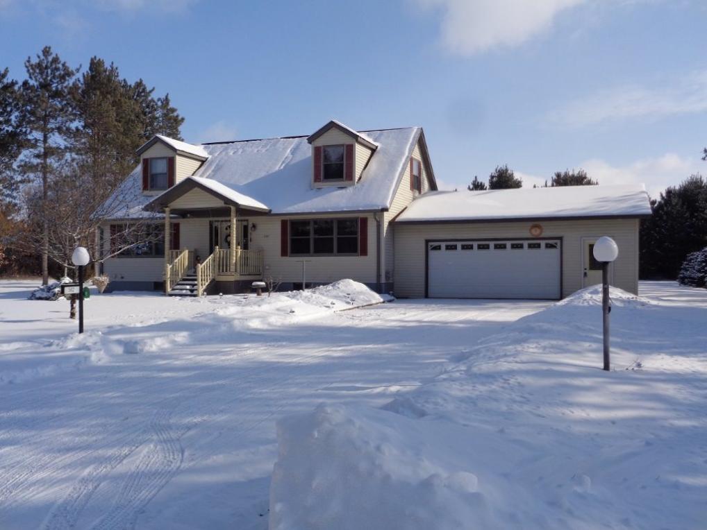 502 N Snowmobile Run, Plainfield, WI 54966