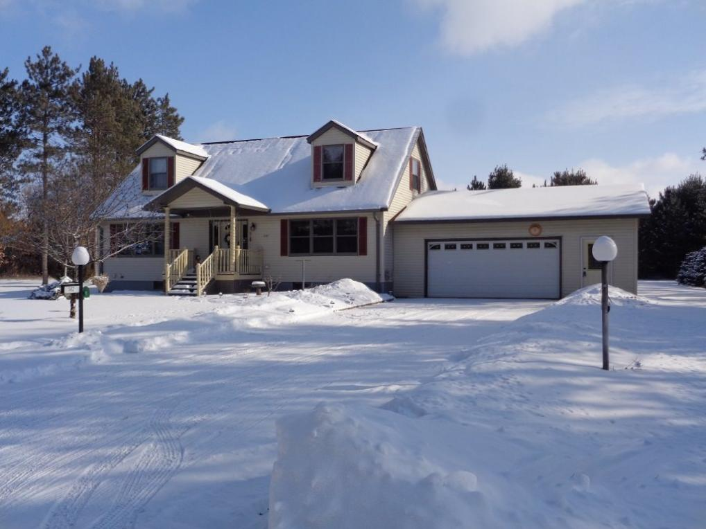 502 N Snowmobile Run, Plainfield, WI 54966