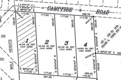Campfire Rd, Waukechon Town Of, WI 54166