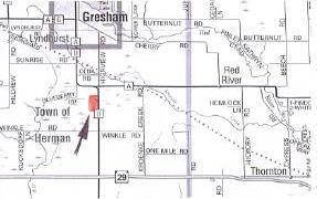 N6461 Hwy U, Gresham, WI 54128