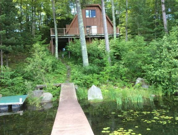 13936 Waubee Lake Dr, Lakewood, WI 54138