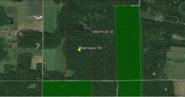 Sabrowsky Rd, Fairbanks Town Of, WI 54486