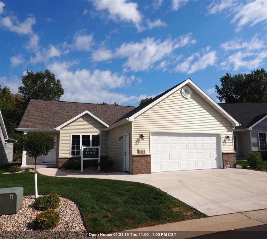 4943 W Woods Creek, Appleton, WI 54913