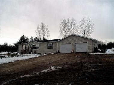 N783 Rabbit Rd, Dale Town Of, WI 54940