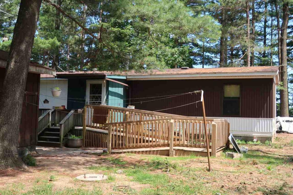 N5132 W Round Lake, Wild Rose, WI 54984