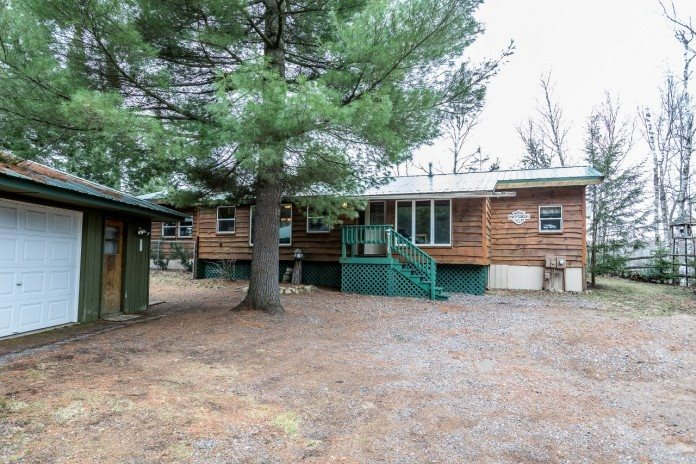 12587 E Shore, Mountain, WI 54149