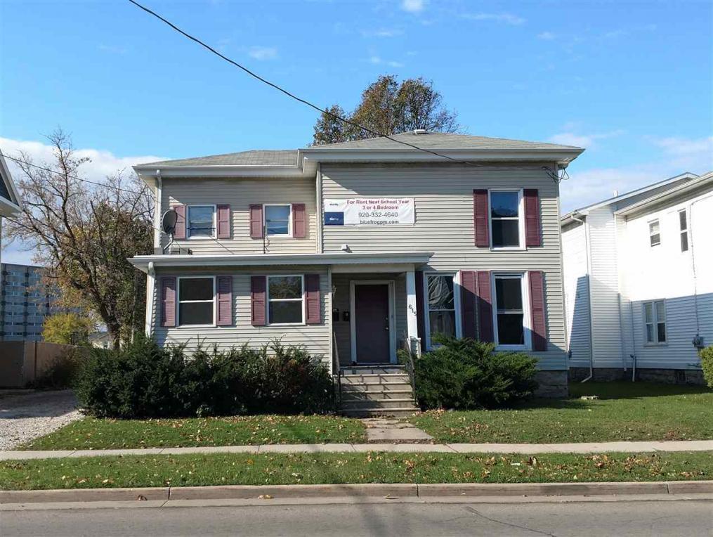 615 Wisconsin, Oshkosh, WI 54901