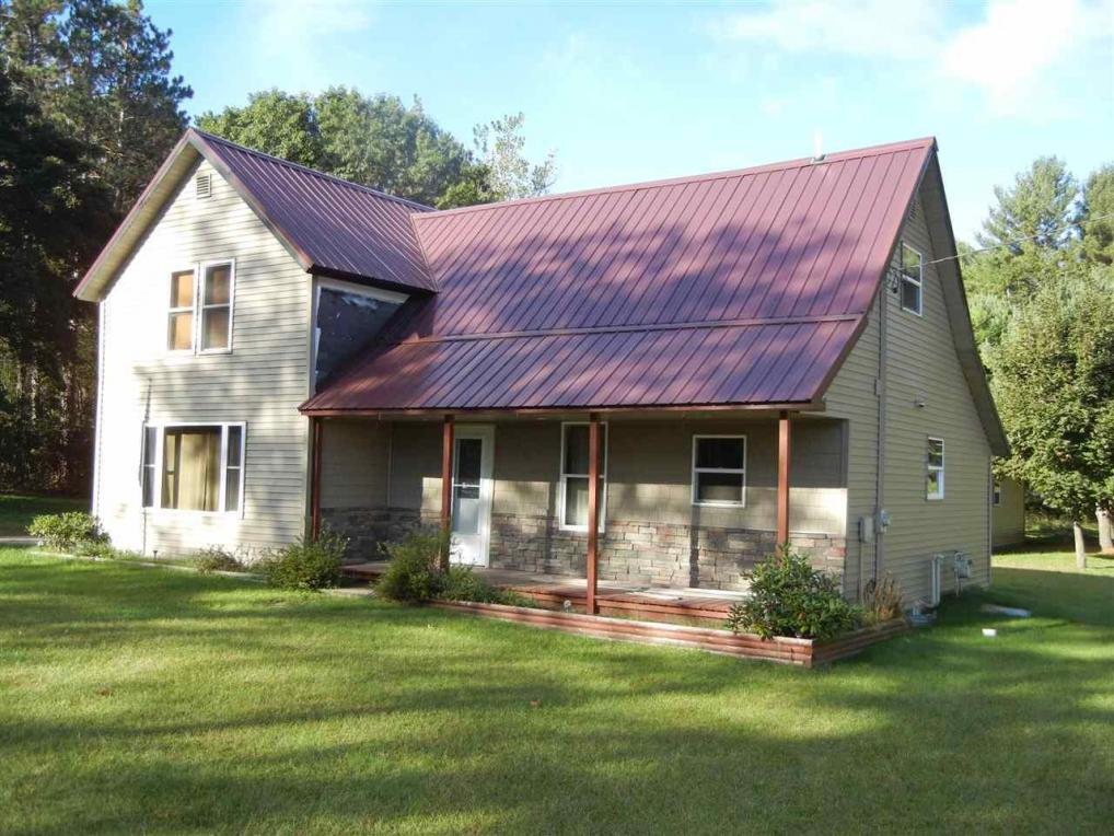 327 S Foster, Hancock, WI 54943