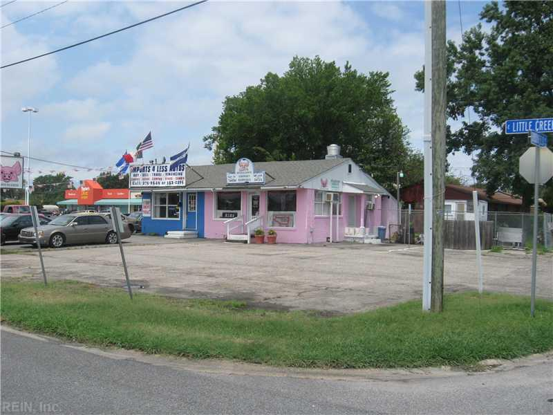 2424 Little Creek Road E, Norfolk, VA 23518