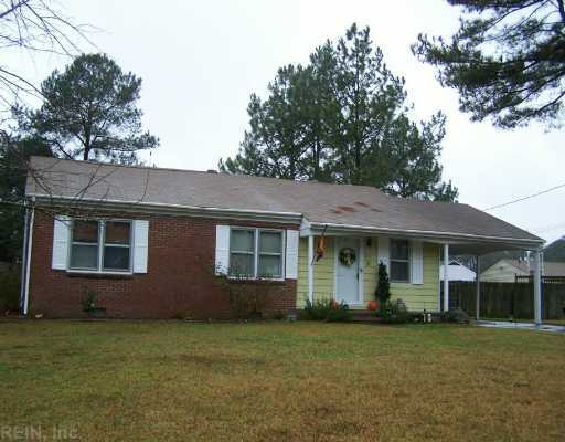 836 Mayflower Drive, Suffolk, VA 23434