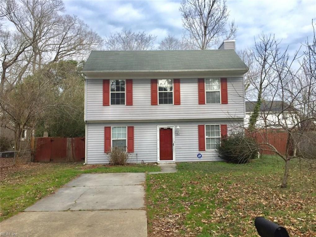 216 Tyler Avenue, Newport News, VA 23601