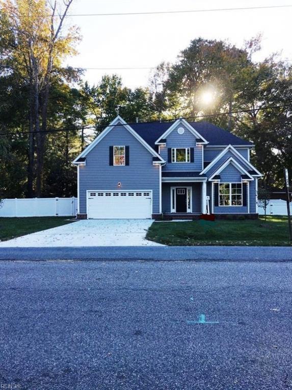 302 Briarfield Road, Chesapeake, VA 23322