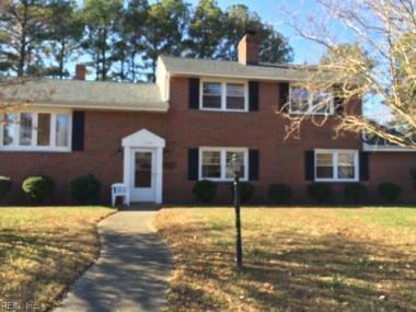 115 Waltham Street, Hampton, VA 23666