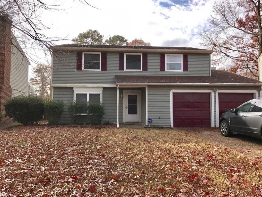 1218 Powder House Drive, Newport News, VA 23608