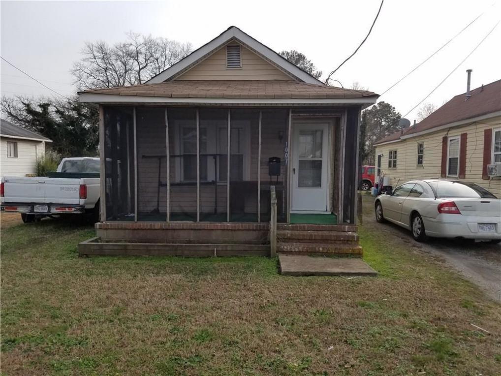 1007 Carolina Street, Hampton, VA 23669