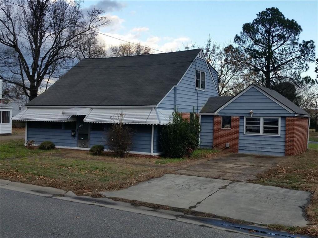 44 Langston Boulevard, Hampton, VA 23666