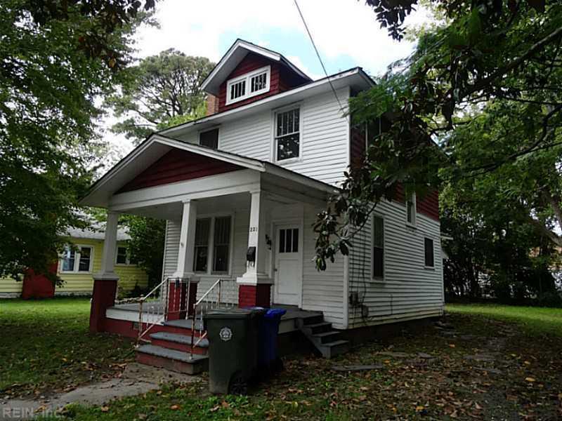 231 North Avenue, Newport News, VA 23601