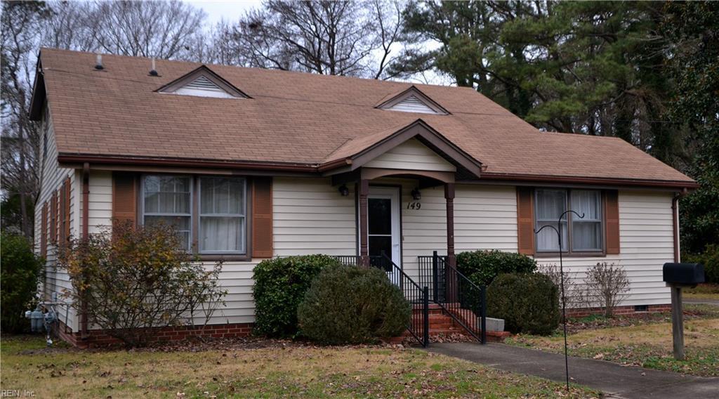 149 Fox Hill Road, Hampton, VA 23669