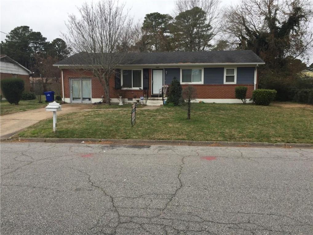 1502 Howell Lane, Portsmouth, VA 23701