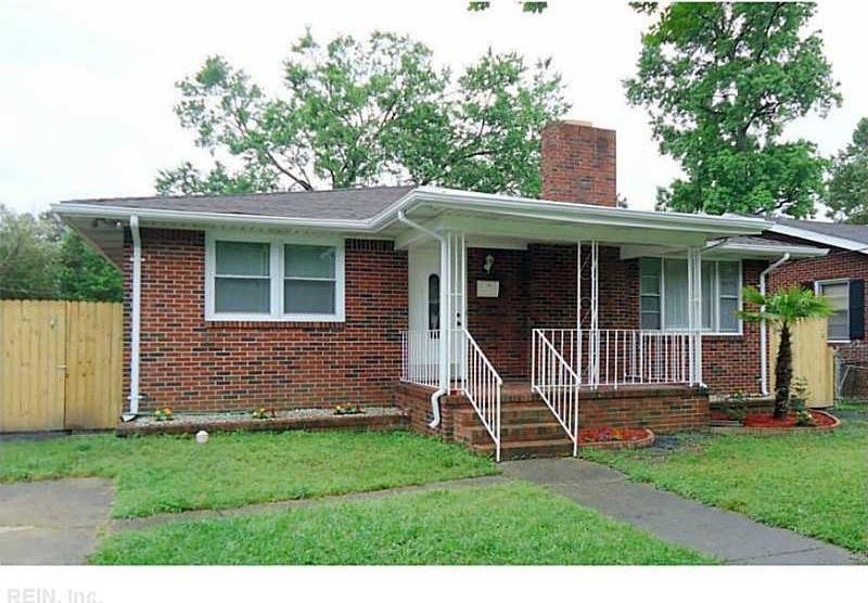 2625 Mapleton Avenue, Norfolk, VA 23504