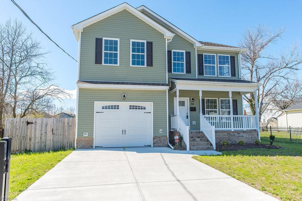 711 Childs Avenue, Hampton, VA 23661