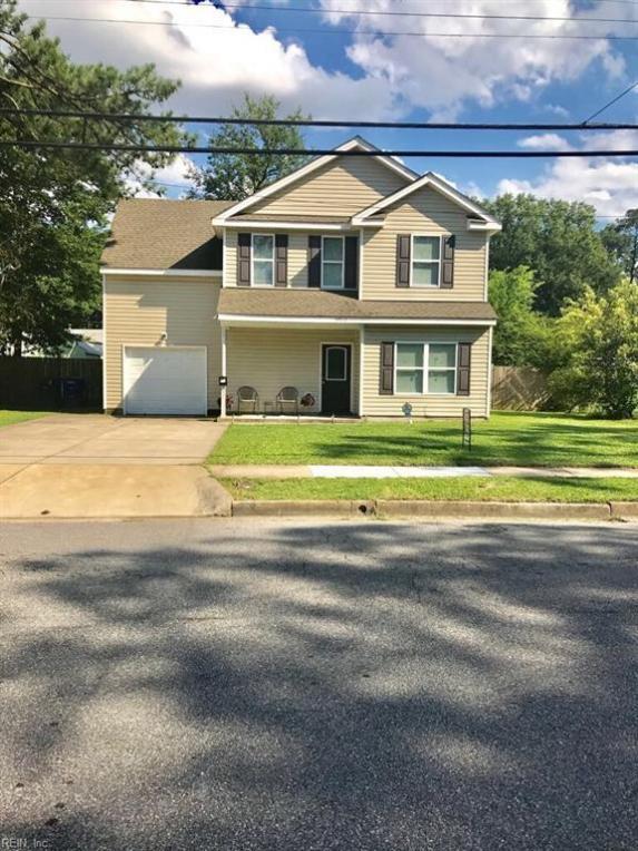 4913 Krick Street, Norfolk, VA 23513