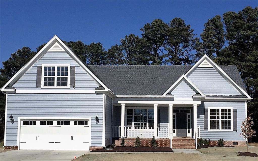 MM203+ Stonehurst Road, Hampton, VA 23669