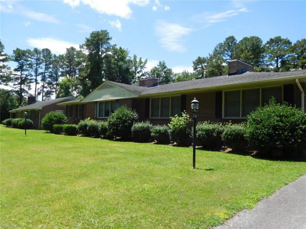 23124 Drewry Road, Drewryville, VA 23844