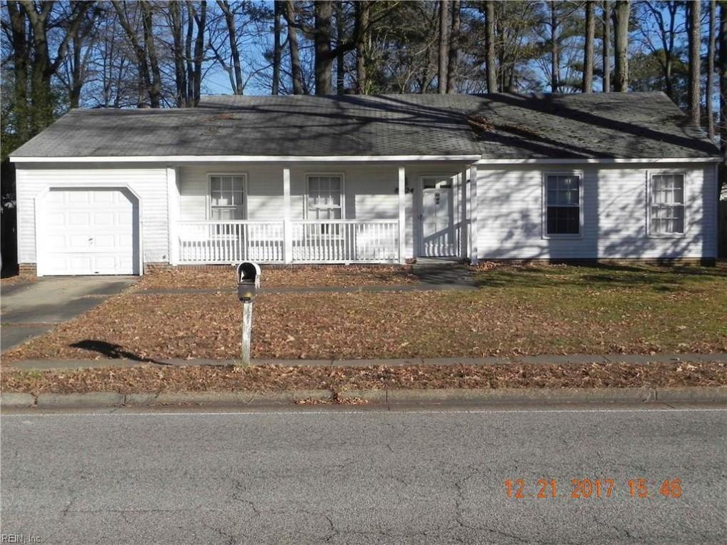 8724 Orcutt Avenue, Hampton, VA 23666