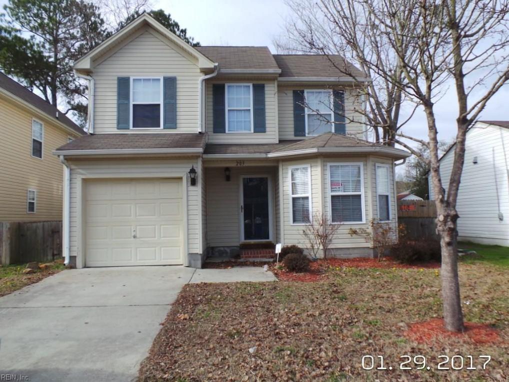 203 Gale Avenue, Chesapeake, VA 23323