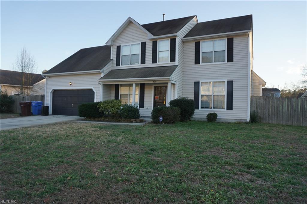 529 Shelview Circle, Chesapeake, VA 23323
