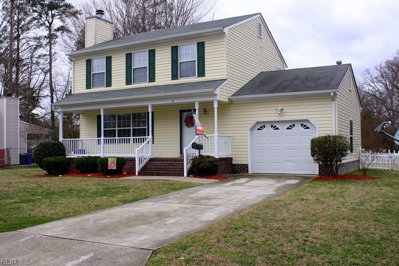 28 Gambol Street, Newport News, VA 23601
