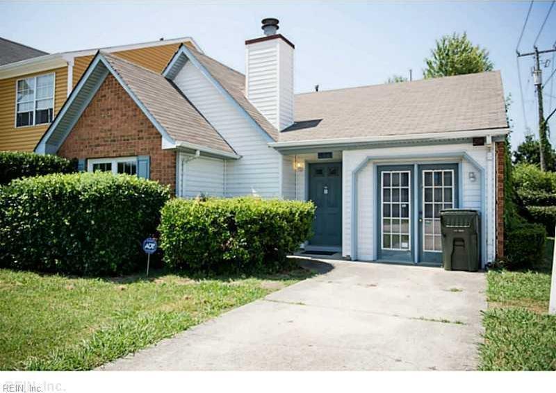 396 Pear Ridge Circle, Newport News, VA 23602