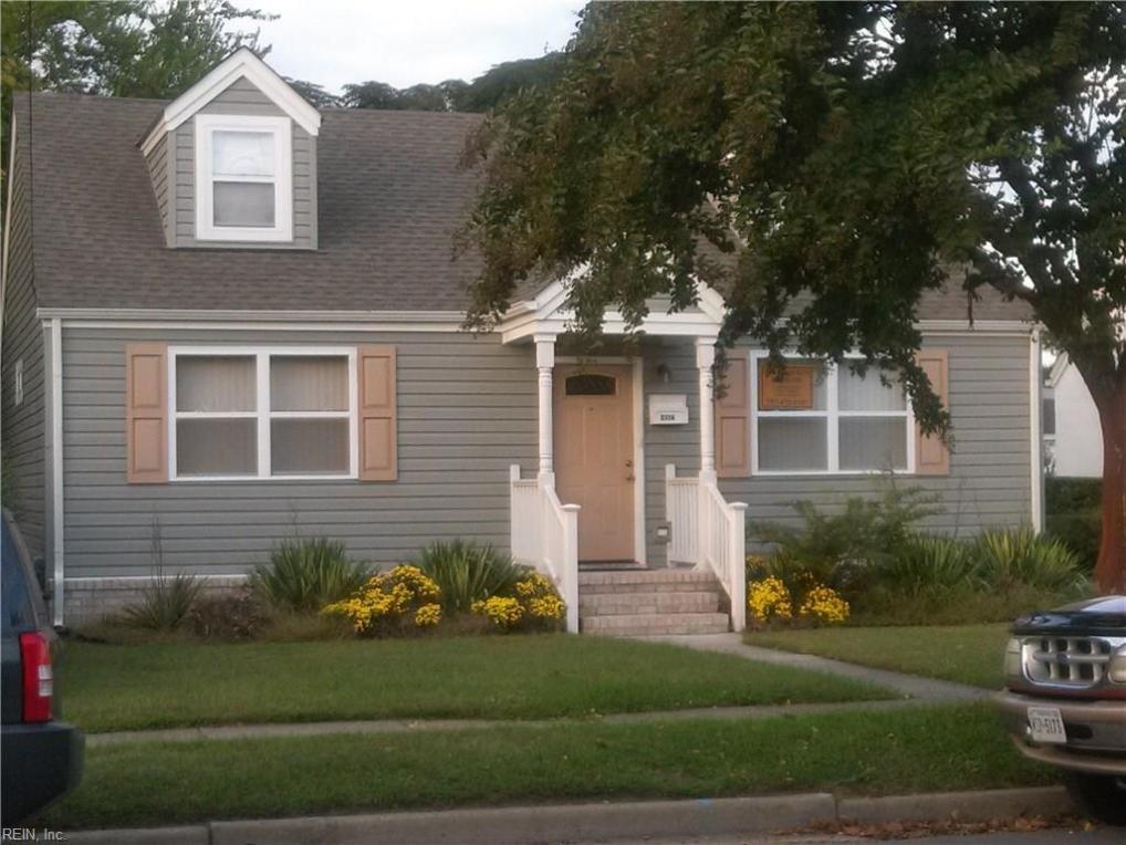 2716 Corprew Avenue, Norfolk, VA 23504