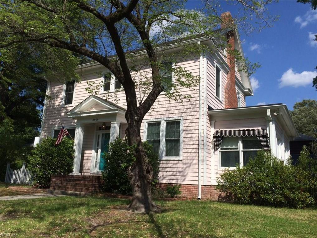 3916 Gosnold Avenue, Norfolk, VA 23508