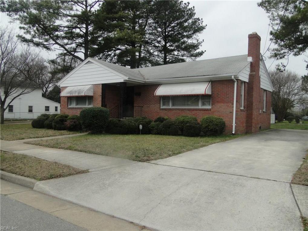 1121 Covel Street, Norfolk, VA 23523