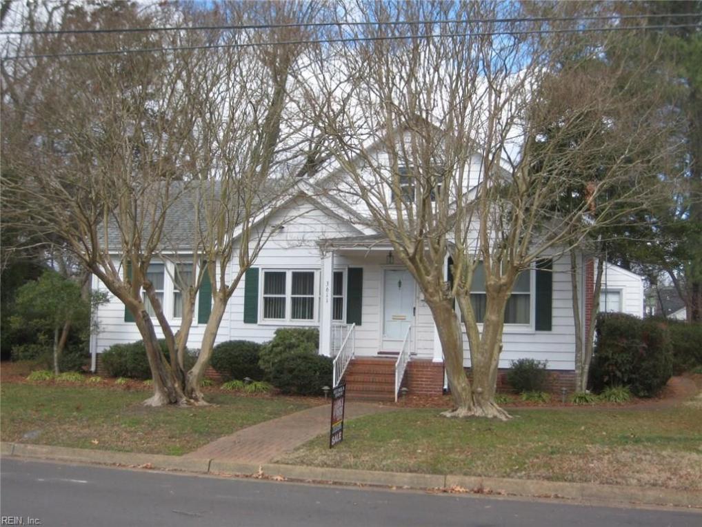 3611 Kenmore Drive, Hampton, VA 23661