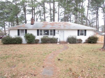Photo of 700 Milby Drive, Chesapeake, VA 23325