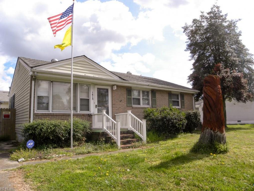 1413 Boxwood Drive, Chesapeake, VA 23323