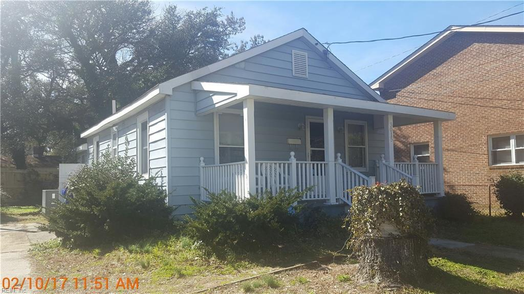 3015 Pleasant Avenue, Norfolk, VA 23518