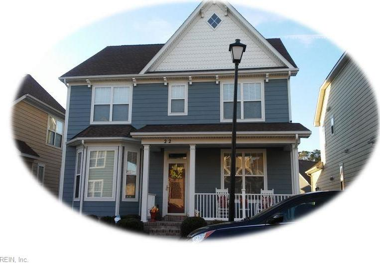 22 Rockingham Drive, Hampton, VA 23669