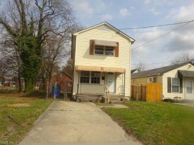 Photo of 2103 Spadina Avenue, Chesapeake, VA 23324