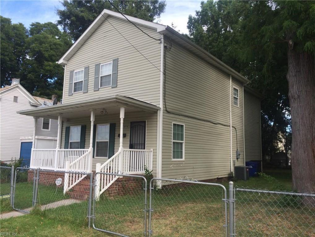 818 Fayette Street, Portsmouth, VA 23704