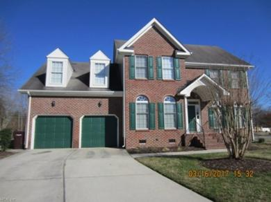 601 Sawmark Court, Chesapeake, VA 23323