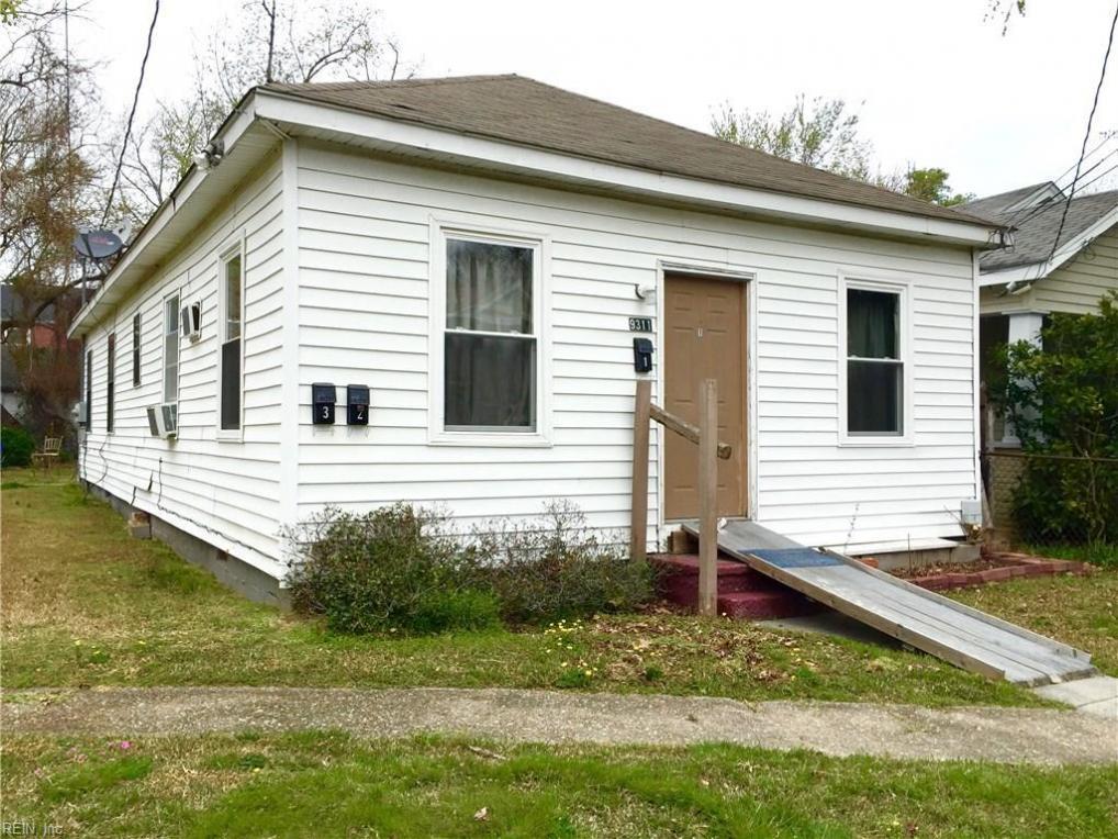 9311 Buckman Avenue, Norfolk, VA 23503