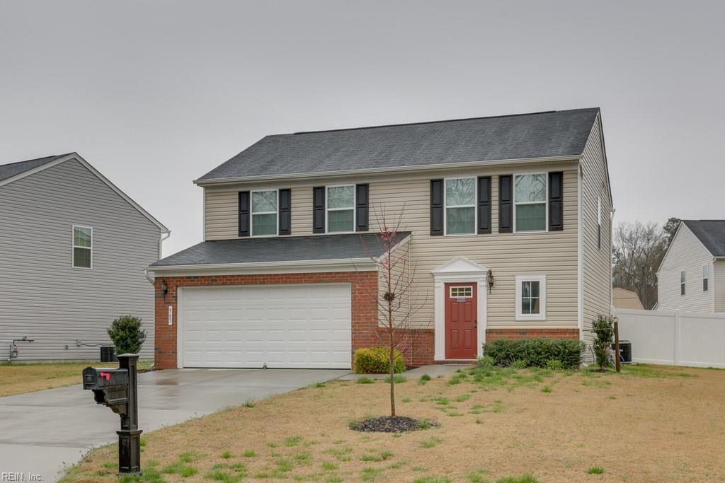 565 Leonard Lane, Newport News, VA 23601